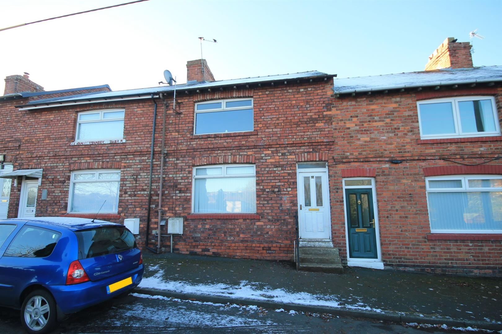 3 Bedrooms Terraced House for sale in Walker Street, Bowburn, Durham